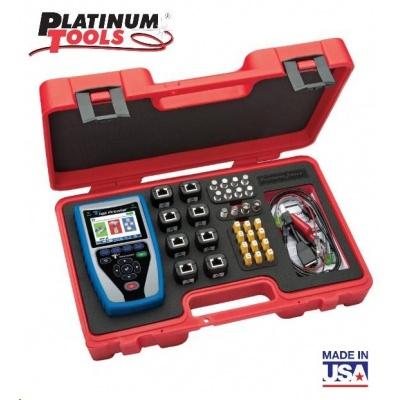 Platinum Tools NP700 KIT (TNP850K1) - Net Prowler™ analyzátor datových sítí s aktivními testy, made in USA