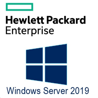 HPE Microsoft Windows Server 2019 Essentials Edition 1-2P PL (25user/50dev) OEM