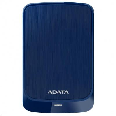 """ADATA Externí HDD 4TB 2,5"""" USB 3.1 AHV320, modrý"""