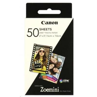 Canon ZINK PAPER ZP-2030 50 listů + foto album + foto stojan