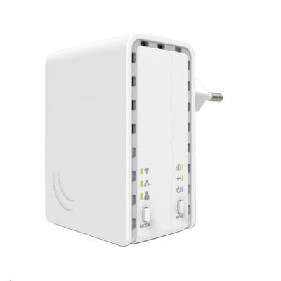 MikroTik PL7411-2nD - PWR-LINE AP, EU plug