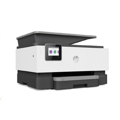 HP All-in-One Officejet Pro 9010 (A4, 22/18 ppm, USB 2.0, Ethernet, Wi-Fi, Print/Scan/Copy/FAX)