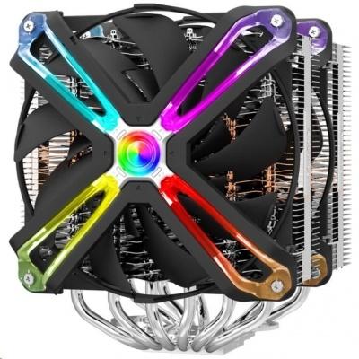ZALMAN chladič CNPS20X, RGB