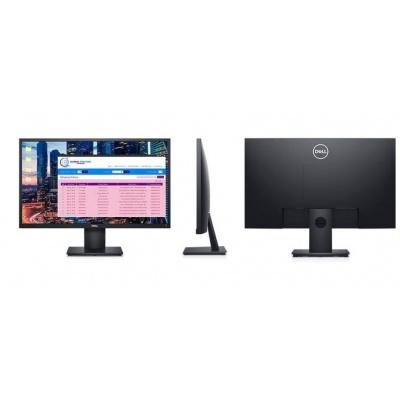"""DELL E2420H 24"""" WLED/1920X1080 Full HD/1000:1/8ms/DP/VGA/Black"""