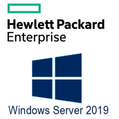 HPE Microsoft Windows Server 2019 Datacenter Edition ROK 16 Core - No Reassignment Rights ENG