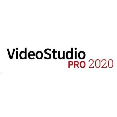 VideoStudio 2020 BE Classroom License 15+1 EN/FR/DE/IT/NL
