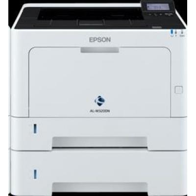 EPSON tiskárna laserová čb WorkForce AL-M320DTN,A4,40ppm,1GB,USB 2.0,LAN