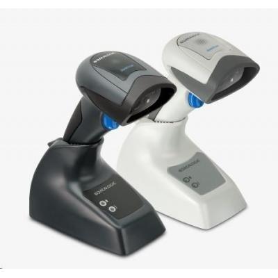 Datalogic QuickScan Mobile QBT2430, BT, 2D, multi-IF, bílá