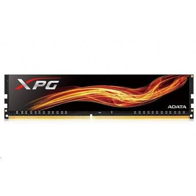 DIMM DDR4 16GB 3000MHz CL16 ADATA XPG Flame memory, Bulk, Black