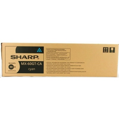 Sharp toner yellow (12.000 kópií) MX-2630N; MX-2651; MX-3050N - MX-6050N; MX-3060N - MX-4060N; MX-3070N - MX6070N; MX-30