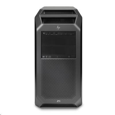 HP Z8 G4 Xeon Gold 5218 16c,2x16GB DDR4-2933 ECC, 512GB m.2 NVMe, DVDRW,no VGA, USB keyb+ mouse,Win10Pro WKS+