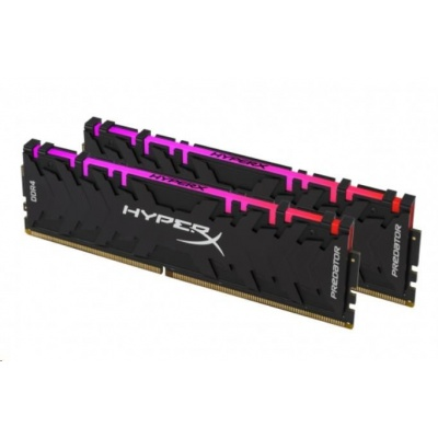 DIMM DDR4 16GB 3600MHz CL17 (Kit of 2) XMP KINGSTON HyperX Predator RGB