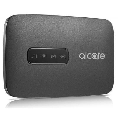 Alcatel přenosný router LinkZone MW40V, LTE, Wi-Fi, černá