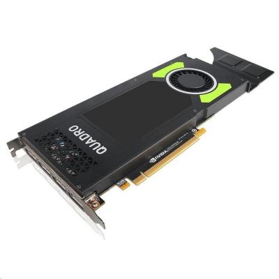 LENOVO grafická karta NVIDIA Quadro P4000 8GB GDDR5, DP * 4, Graphics Card with Short Extender