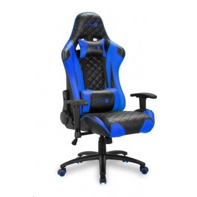 CONNECT IT Escape Pro herní křeslo, modrá