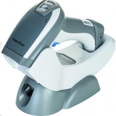Datalogic PM9500-RT, 2D, SR, kit (RS232), bílá, grey