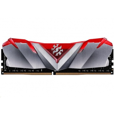 DIMM DDR4 16GB 2666MHz CL16 ADATA XPG GAMMIX D30 memory, Single Color Box, Red