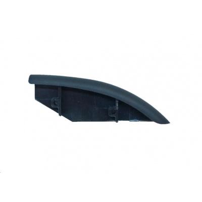 Proužek zadního nárazníku pro Xiaomi Scooter, černý