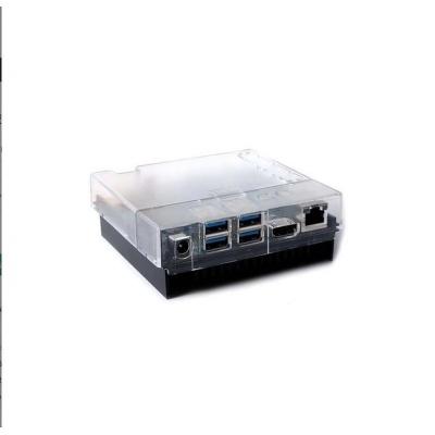 Průhledná krabička pro Odroid-N2, plast