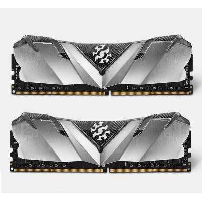DIMM DDR4 16GB 3600MHz CL16 (KIT 2x8GB) ADATA XPG GAMMIX D30 memory, Dual Color Box, Black