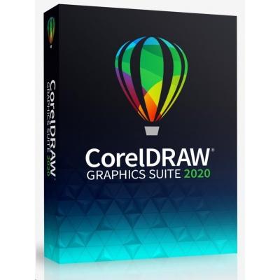 CorelDRAW GS 2020 Mac CZ/PL - BOX
