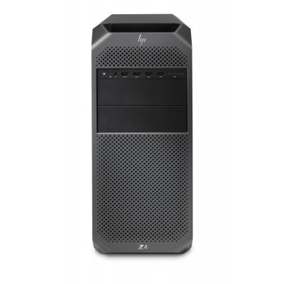 HP Z4 G4 i9-10940x, 1x16GB DDR4 2933 nonECC, 512GB m.2 NVME, DVDRW, no VGA, USB kl a myš, Win10Pro HE