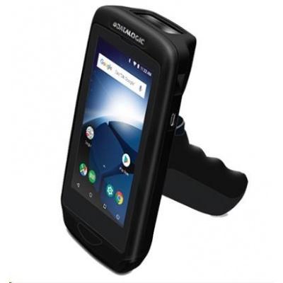 Datalogic Memor 1, 2D, BT, Wi-Fi, Gun, black, Android