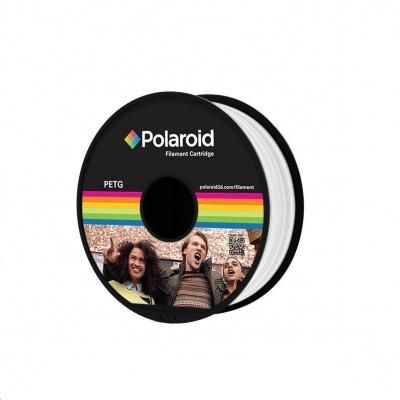 Polaroid 1kg Universal Premium PLA filament, 1.75mm/1kg - White