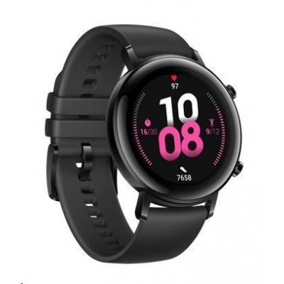 Huawei Watch GT 2, 42 mm, černá