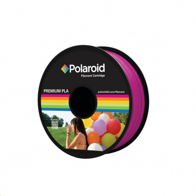 Polaroid 1kg Universal Premium PLA filament, 1.75mm/1kg - Magenta